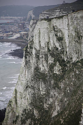 Photograph - White Cliffs Of Dover by John Meader