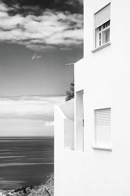 White House Ocean View Art Print