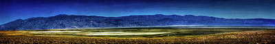 Photograph - White Mountains Pano by Roger Passman