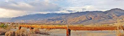 Photograph - White Mountains Panorama by Marilyn Diaz