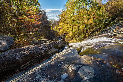 Photograph - White Oak Canyon by Michael Balen