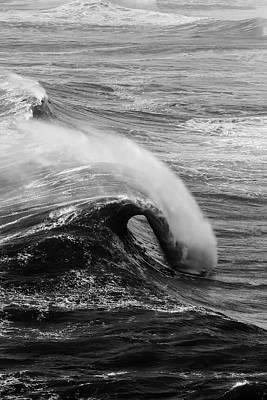 Photograph - White Ocean by Edgar Laureano