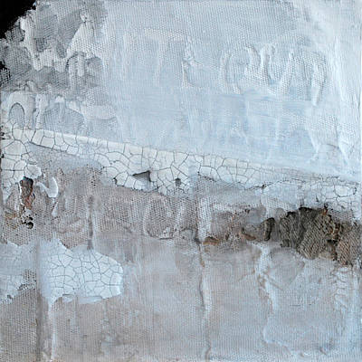 Painting - White Out by Anna Shutt