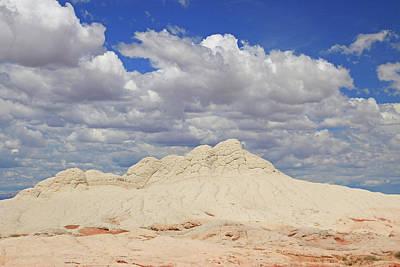 Photograph - White Pocket # 2 by Allen Beatty