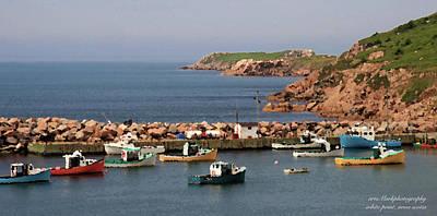 Photograph - White Point, Nova Scotia by Mark Alesse