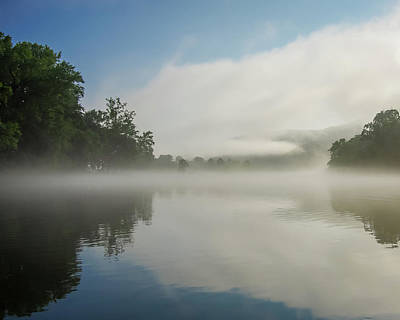Photograph - White River, Arkansas 3 by Adam Reinhart