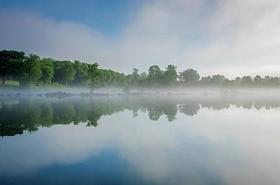 Photograph - White River, Arkansas by Adam Reinhart