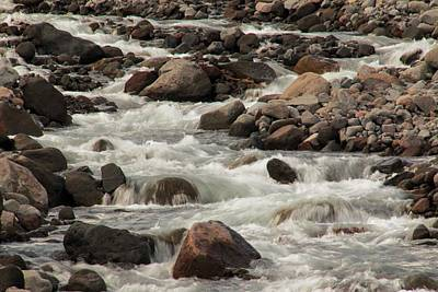 White River Rush - 2  Original