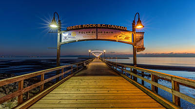 Photograph - White Rock Bc Canada by Pierre Leclerc Photography