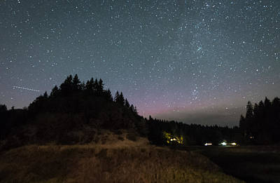 Fathers Day 1 - White Salmon Night Sky by Kevin Felts