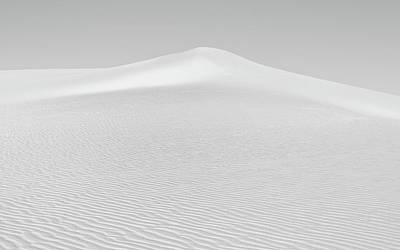 White Sands Wall Art - Photograph - White Sand by Joseph Smith