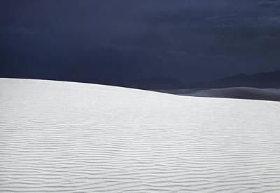 White Sands 1.2 Art Print