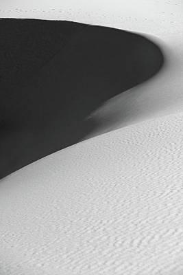 Photograph - White Sands 22 by Jeff Brunton