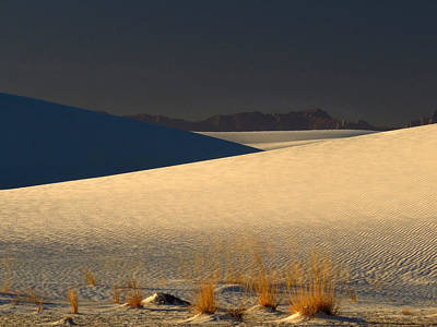 Photograph - White Sands Dawn #133 by Cindy McIntyre
