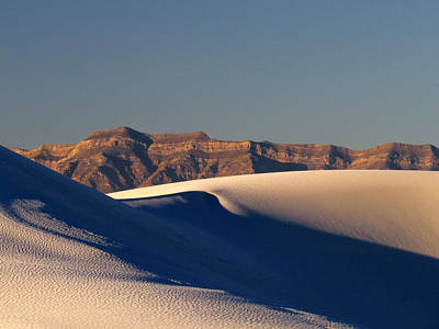 Photograph - White Sands Dawn #139 by Cindy McIntyre