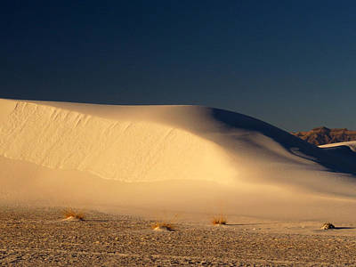 Photograph - White Sands Dawn #141 by Cindy McIntyre