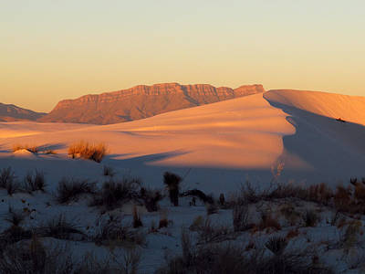Photograph - White Sands Dawn #32 by Cindy McIntyre