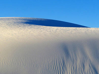 Photograph - White Sands Dawn #73 by Cindy McIntyre