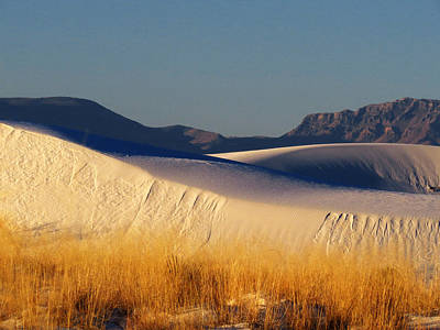 Photograph - White Sands Dawn #81 by Cindy McIntyre