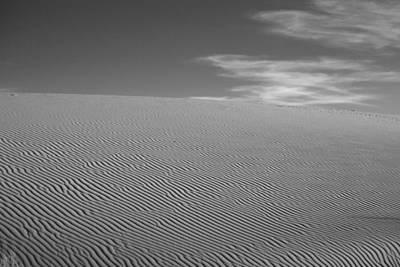 White Sands Dune Art Print