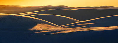 Photograph - White Sands Evening #32 by Cindy McIntyre