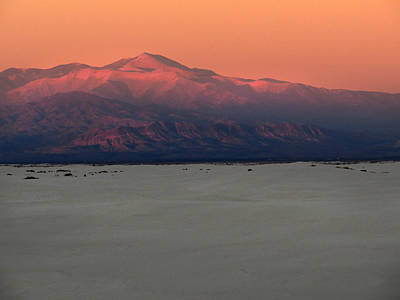 Photograph - White Sands Evening #48 by Cindy McIntyre