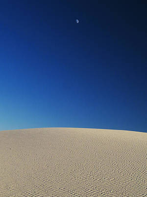 Photograph - White Sands Evening #8 by Cindy McIntyre