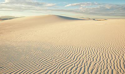 Photograph - White Sands by Loree Johnson