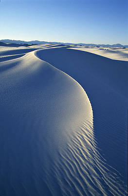 White Sands National Monument Print by Dawn Kish