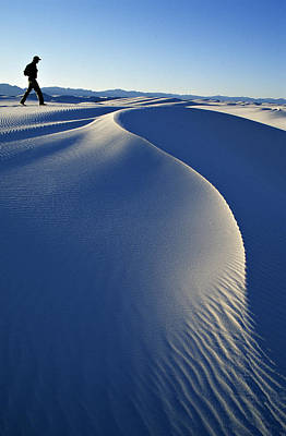 White Sands National Park, New Mexico Art Print by Dawn Kish