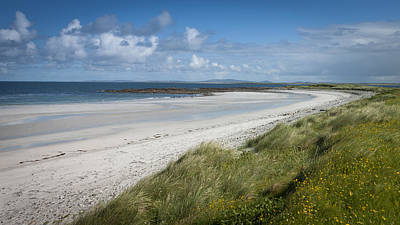 Photograph - White Sands South Uist by Alex Saunders