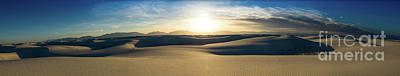 Photograph - White Sands Vista by Jamie Pham