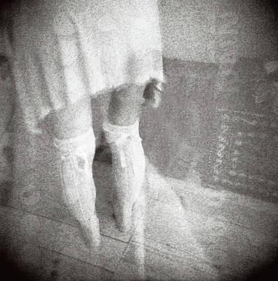 Photograph - White Stockings #141 by Andrey Godyaykin