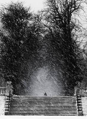 Photograph - White Storm by Sophia Pagan
