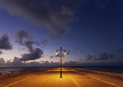 Photograph - White Street Pier 3 by Scott Meyer