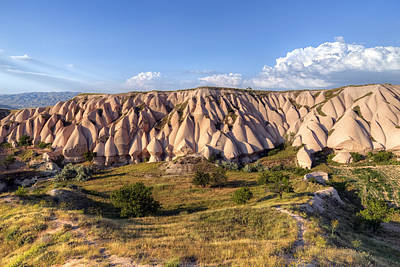 Cappadocia Wall Art - Photograph - White Valley - Cappadocia by Joana Kruse