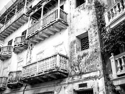 Photograph - White Washed In Cartagena by John Rizzuto
