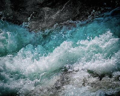 American West - White Water - 04 by Yuka Ogava