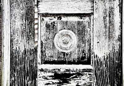 Photograph - White Weathered by JAMART Photography