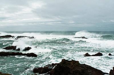 Photograph - White Wild Water by Lorraine Devon Wilke