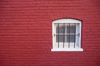 Photograph - White Window by Monte Stevens