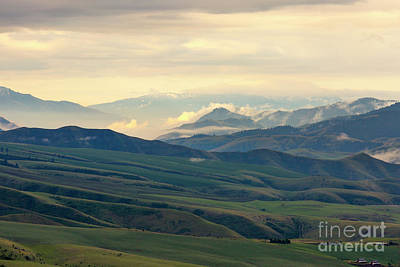 Photograph - Whitebird View by Idaho Scenic Images Linda Lantzy