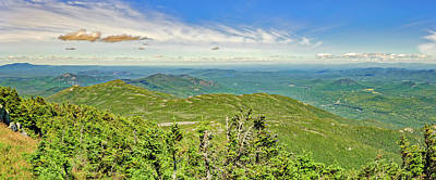 Photograph - Whiteface Mountain Lake Placid Adirondacks   -  Whitefacemountain172598 by Frank J Benz