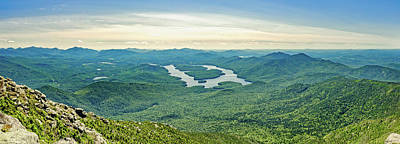Photograph - Whiteface Mountain Lake Placid Adirondacks   -   Whitefacemountain172619 by Frank J Benz