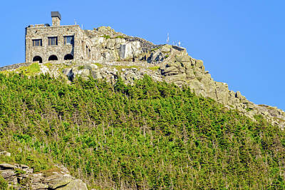 Photograph - Whiteface Mountain Whiteface Castle   -   Whitefacemountaincastlecafe by Frank J Benz