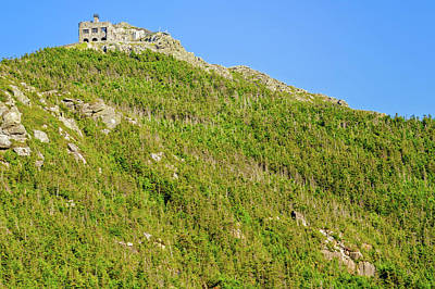 Photograph - Whiteface Mountain Whiteface Castle   -   Whitefacemtcastlecafe172711 by Frank J Benz