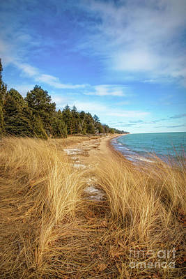 Nikki Vig Royalty-Free and Rights-Managed Images - Whitefish Bay Door County Wisconsin by Nikki Vig