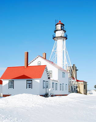 Unicorn Dust - Whitefish Point by Michael Peychich