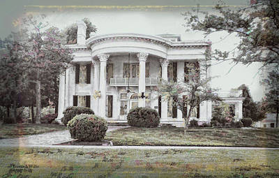 Photograph - Whitehaven In Paducah Ky  by Bonnie Willis