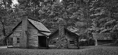 Photograph - Whitehead Cabin by Tyson Smith
